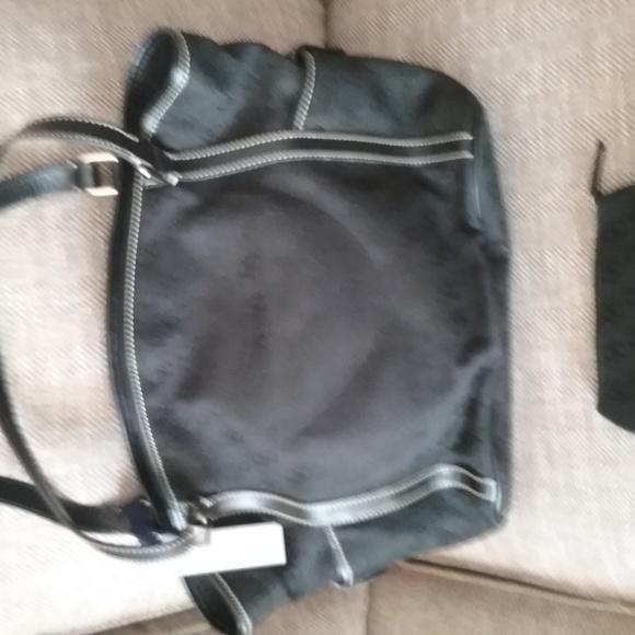 Dooney & Bourke Handbags - Signature Fabric Tote with Accessories